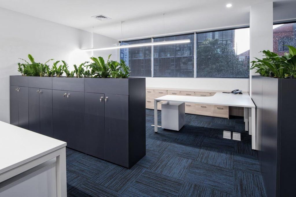 Office space fit out