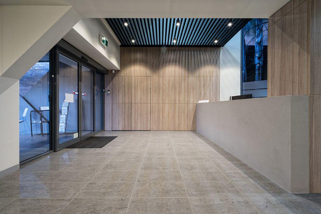 office fitouts