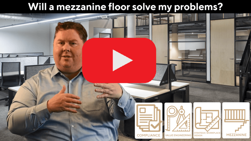 Can a mezzanine floor solve my problems?